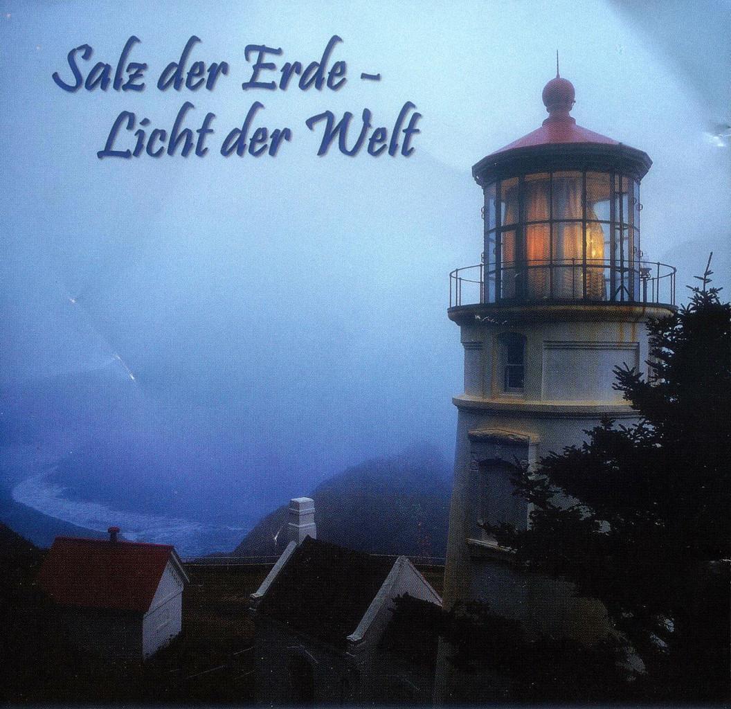 Salz Der Erde Licht Der Welt