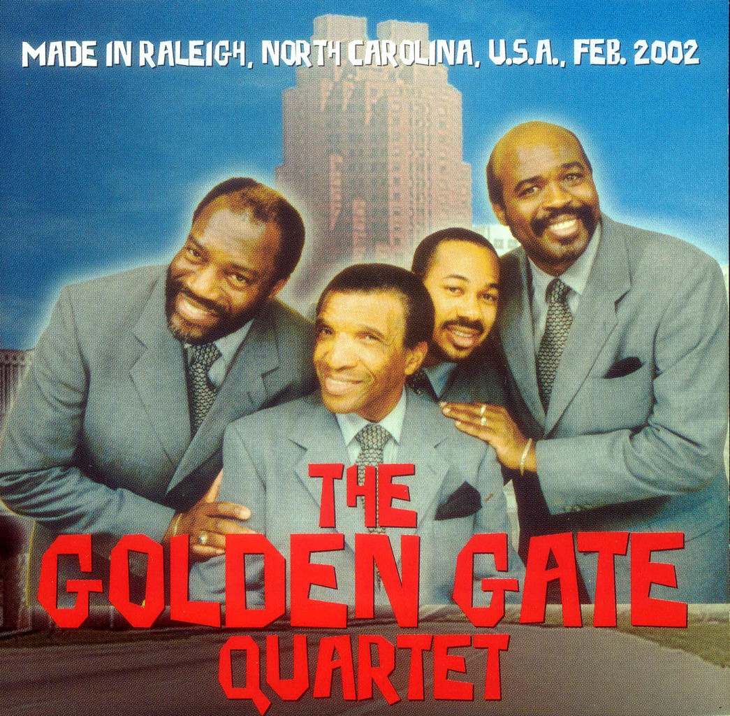 The Golden Gate Quartet Bensound Musikshop