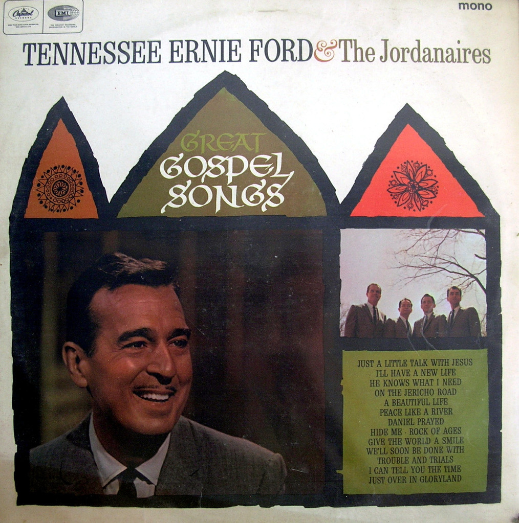 Tennessee Ernie Ford - Great Gospel Songs