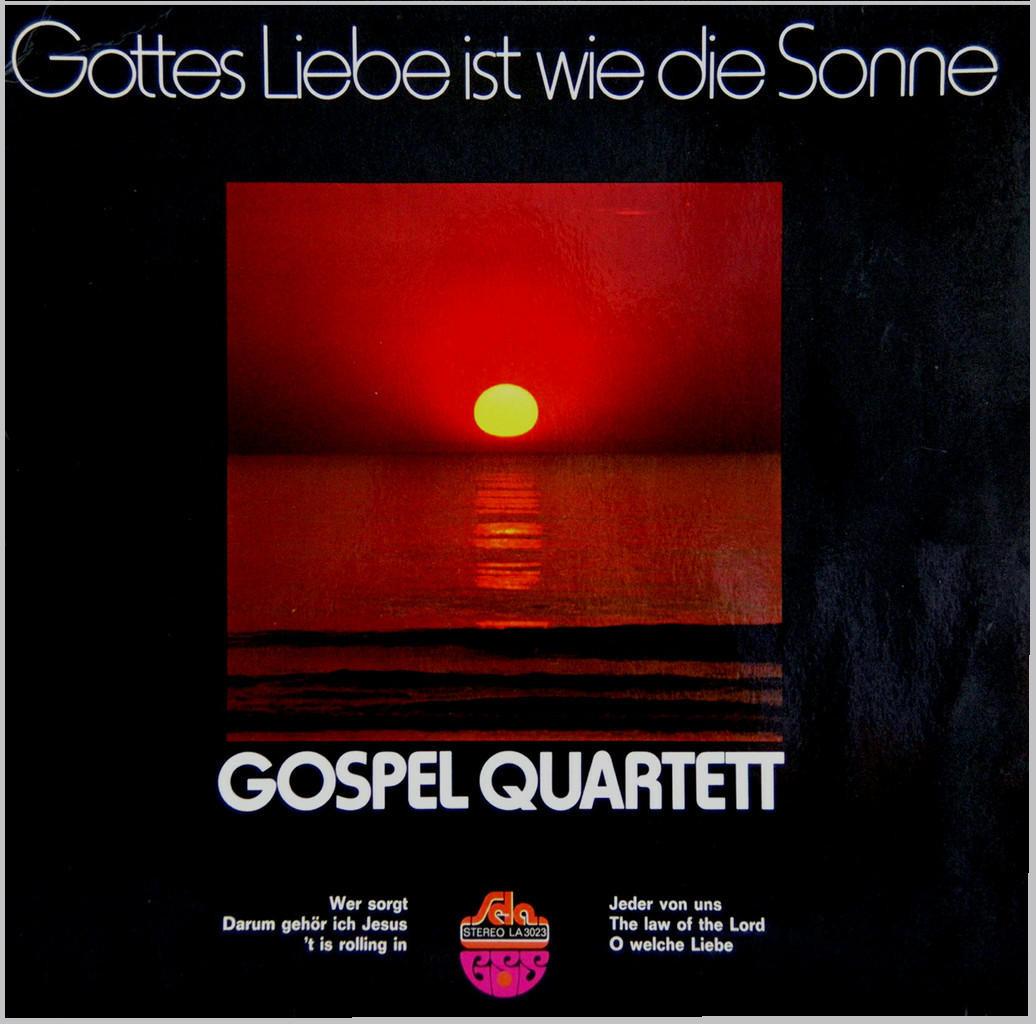 the german gospel quartet bensound musikshop