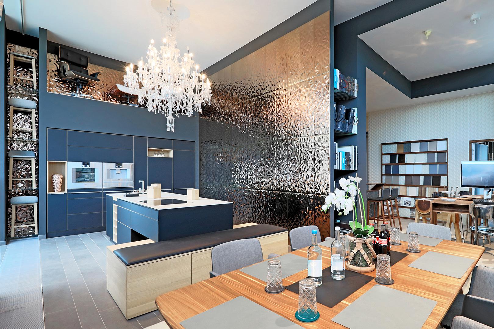 Showroom im Marco Polo Tower - Der HafenCity-Makler GmbH