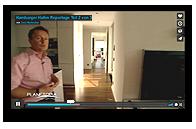 Grafik: Webscreen Fernsehbericht Planetopia auf YouTube: Hamburger Hafen Reportage, Sven Markmann, 2014 | HCH Der HafenCity-Makler GmbH, Hamburg
