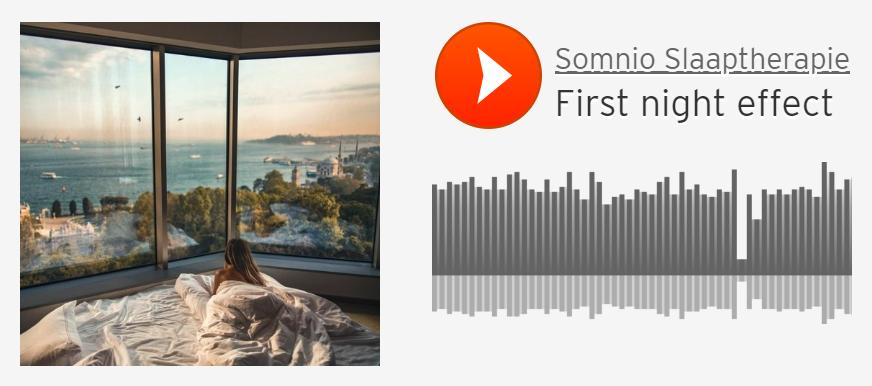 Lekker slapen op vakantie: Radio 5 interview