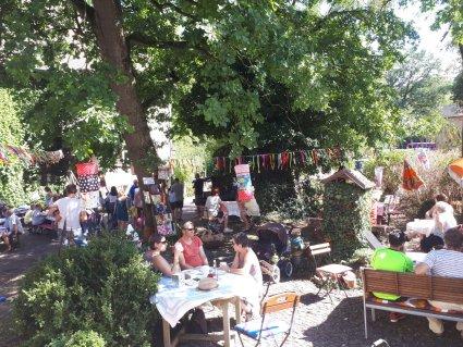 Hof-Fest im August