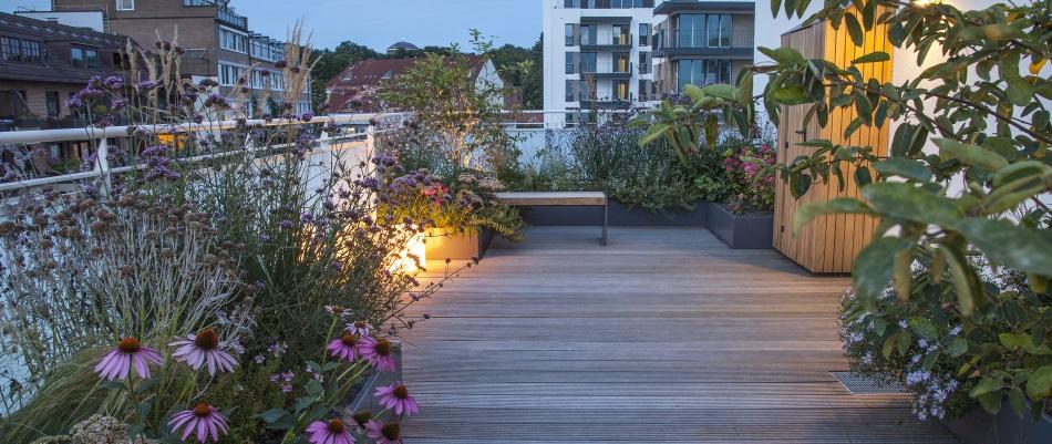 Machen Sie Ihre Terrasse Im Garten Zu Einem Erweiterten Wohnraum!
