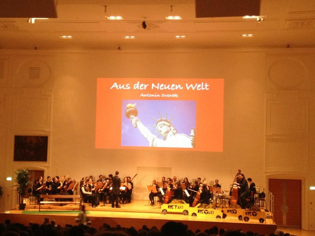 Kinderkonzert - Philharmonie Salzburg 2015