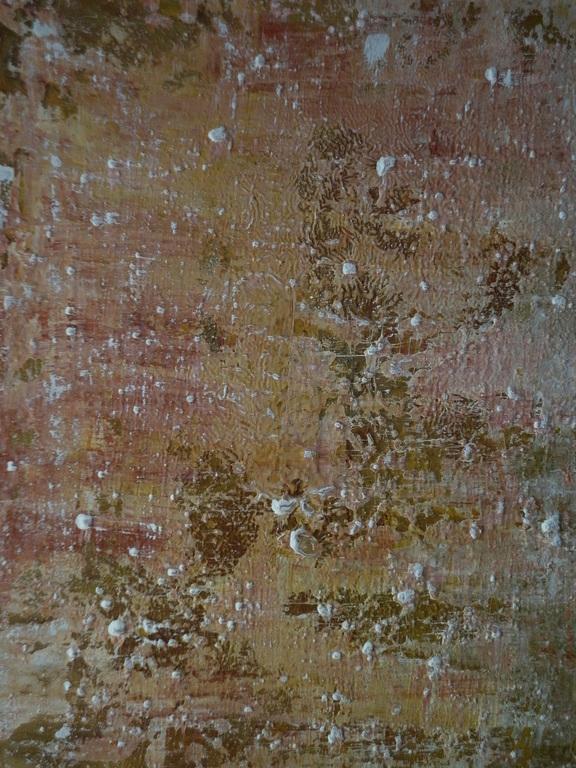 Bild Nr. 124 Mit Rahmen o.Titel m© Maß 50 x 70 Lack/Öl/Leinwand