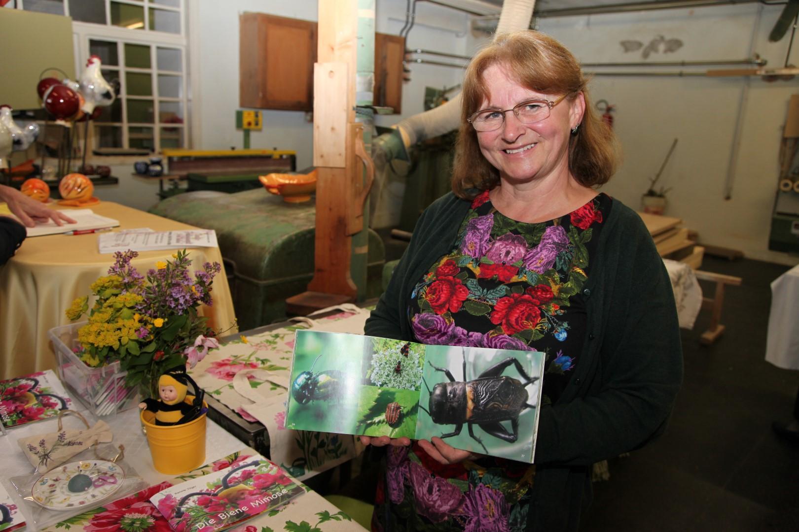 Unsere Buchautorin Renate Jäger