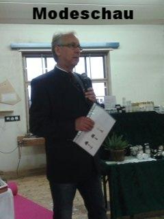 Moderator & Veranstalter V.R.Weiss