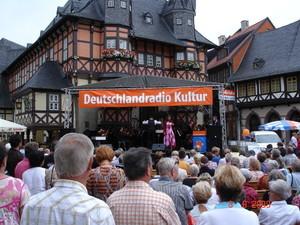 Deutschlandrundfahrt Wernigerode 2009 / Foto: Edelmann