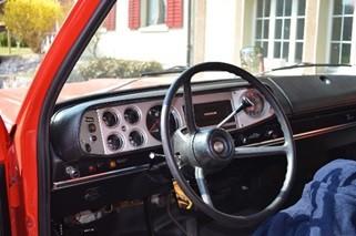 Dodge W 300 FF Führerkabine