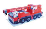 Dein eigener Feuerwehrkran