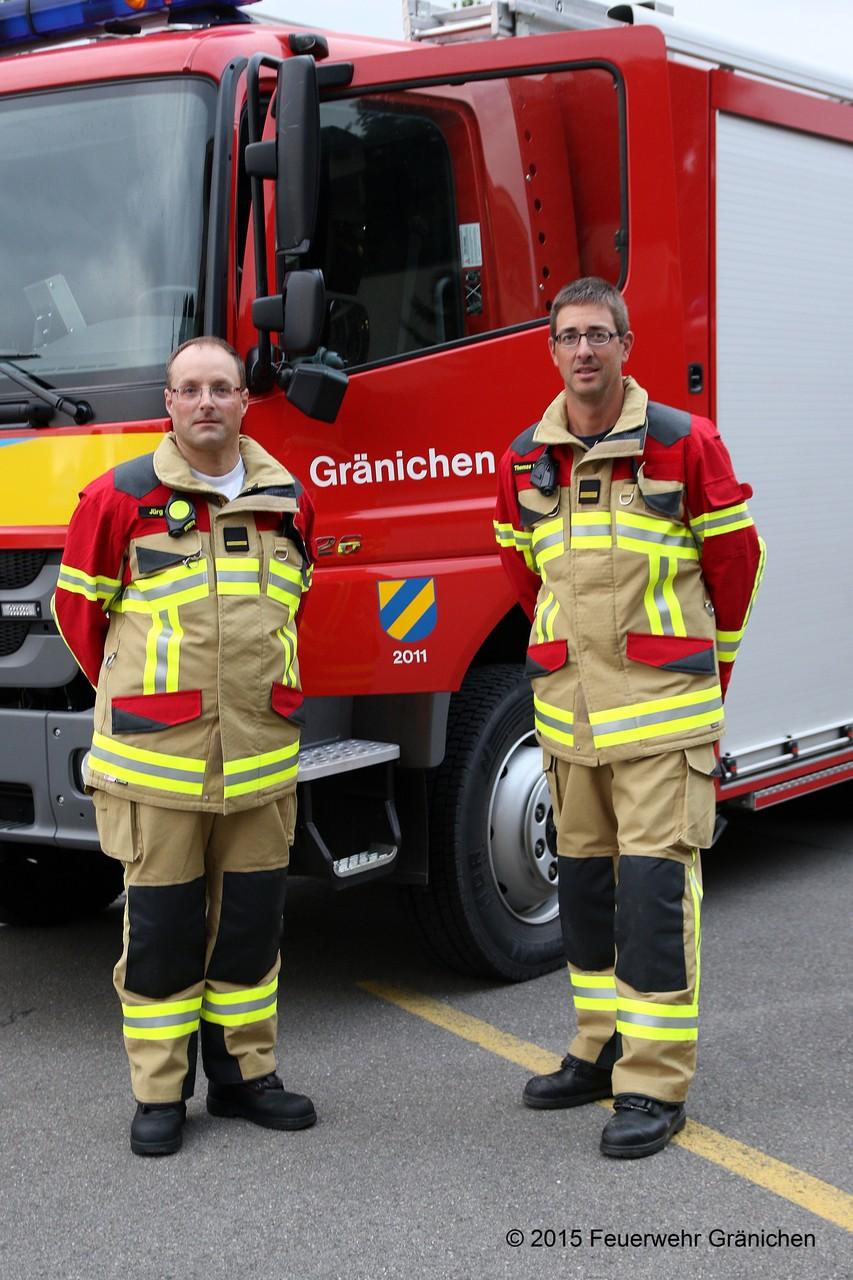 Das Feuerwehrkommando