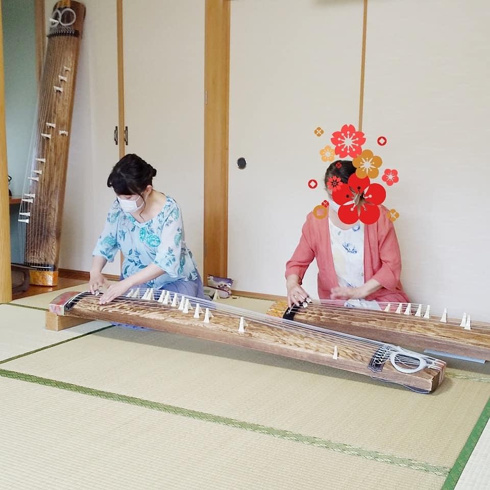 横浜市お琴教室  発表会