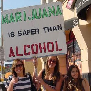 cannabis activisme