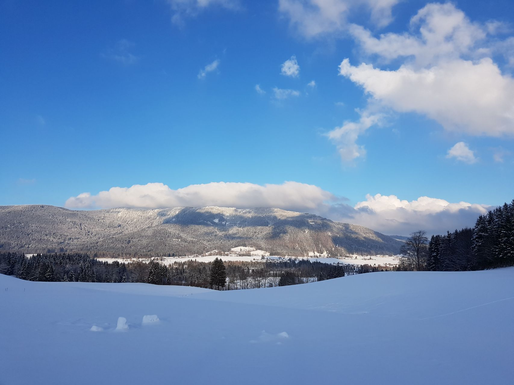 Chiemgau Winter