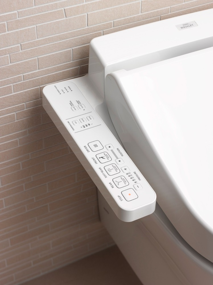 Toto Washlet Ek 2 0 Dusch Wc Center