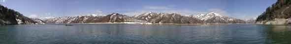 銀山湖遠景