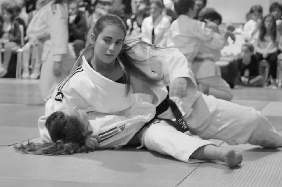 Démonstration Jujitsu