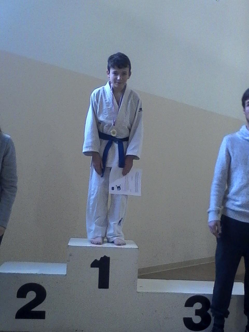 Rémi DOS SANTOS - Médaille d'or