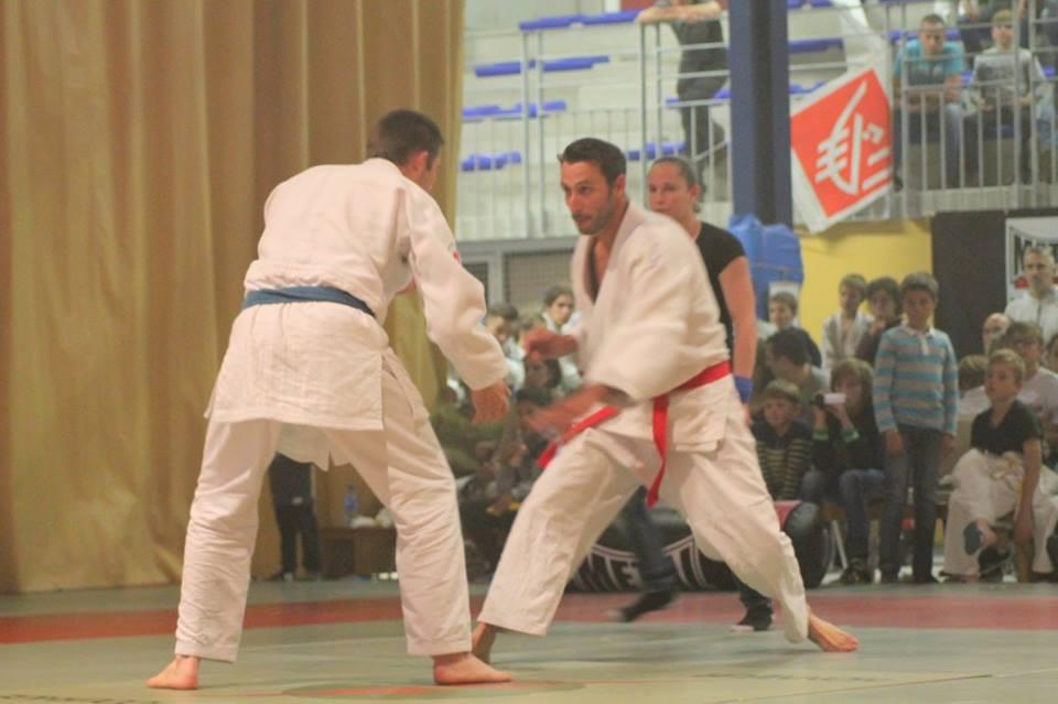 Jujitsu Brésilien Ne Waza