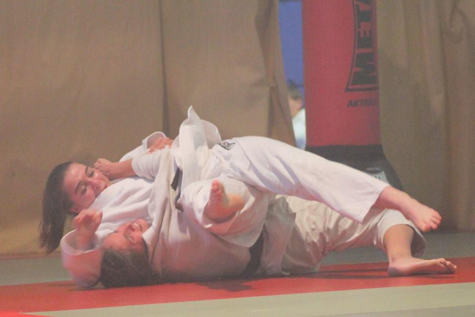 Combat Judo : Audrey BASCANS