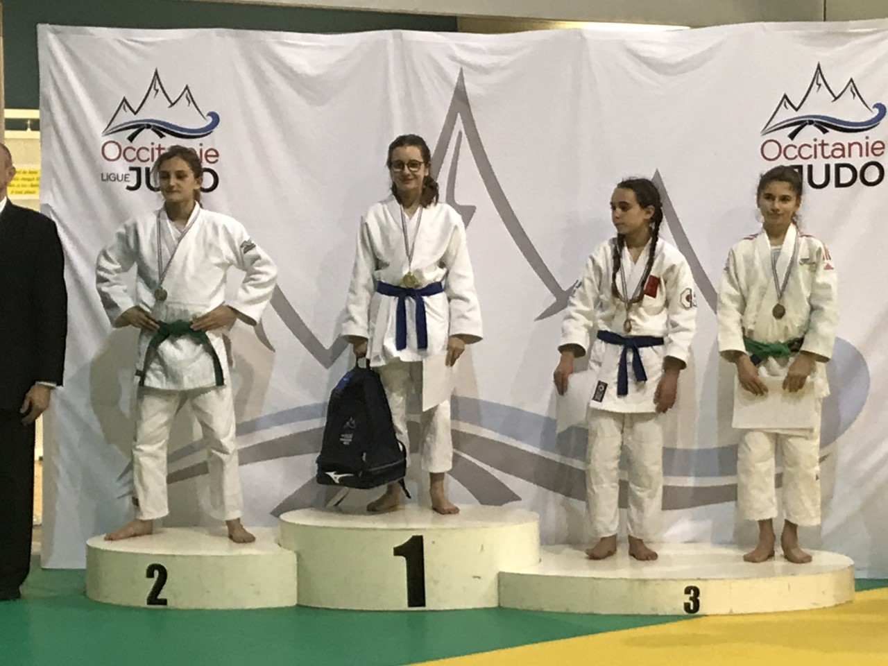 Calendrier Judo Occitanie.Vinicius Bastazini Vice Champion De France Dojo Du