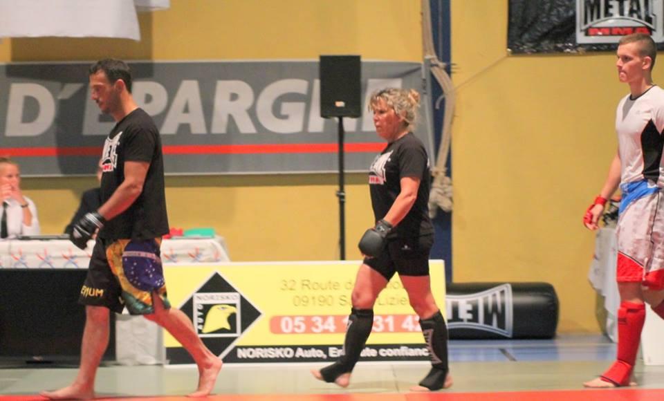 Présentation M.M.A. (Mixed Martial Arts)