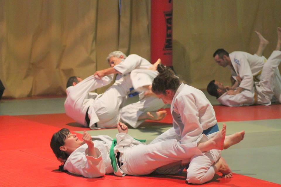 Démonstration Jujitsu Traditionnel