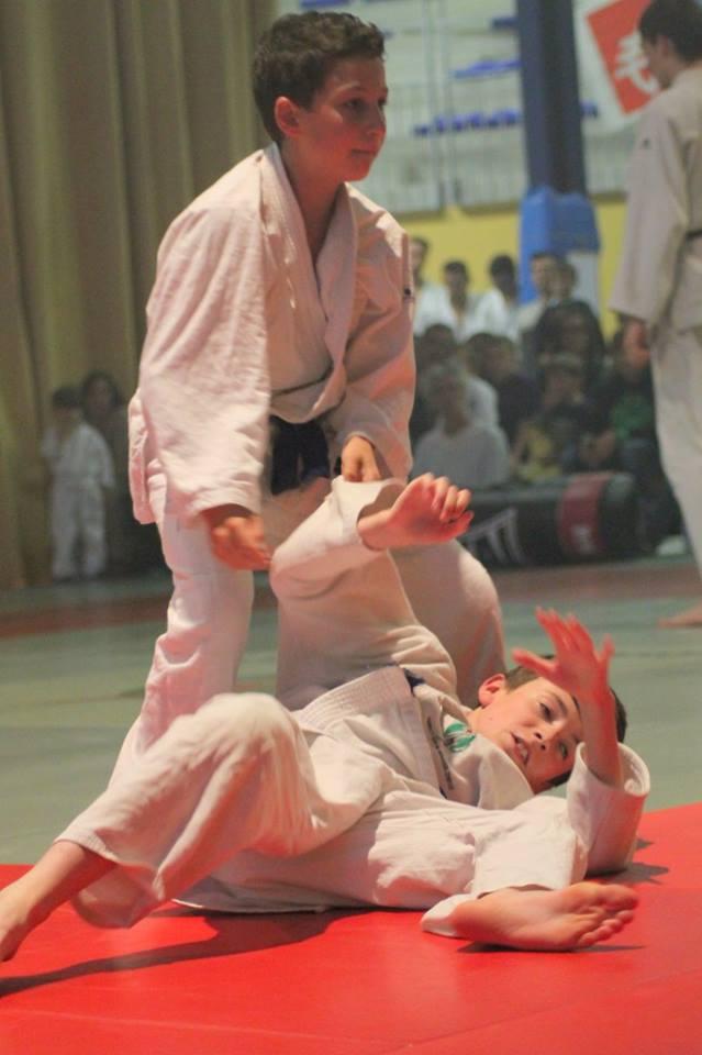 Nageno Kata Judo : Pierre SANS et Rémi DOS SANTOS