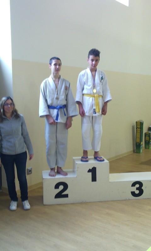 Ilyès CHAMI - Médaille d'Or