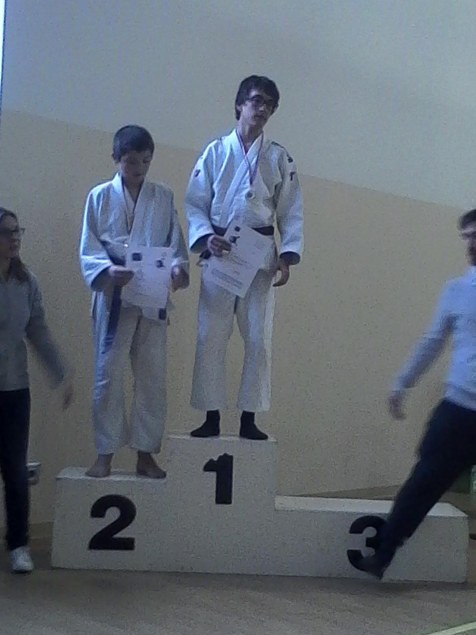 Nathan LUTRAND -Médaille d'argent