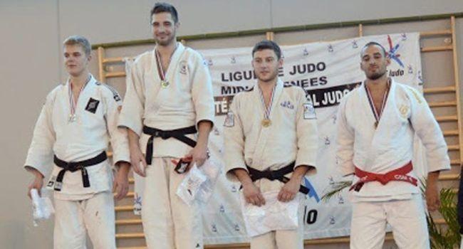 Norbert ENDTZ vice-champion de France de Jujitsu