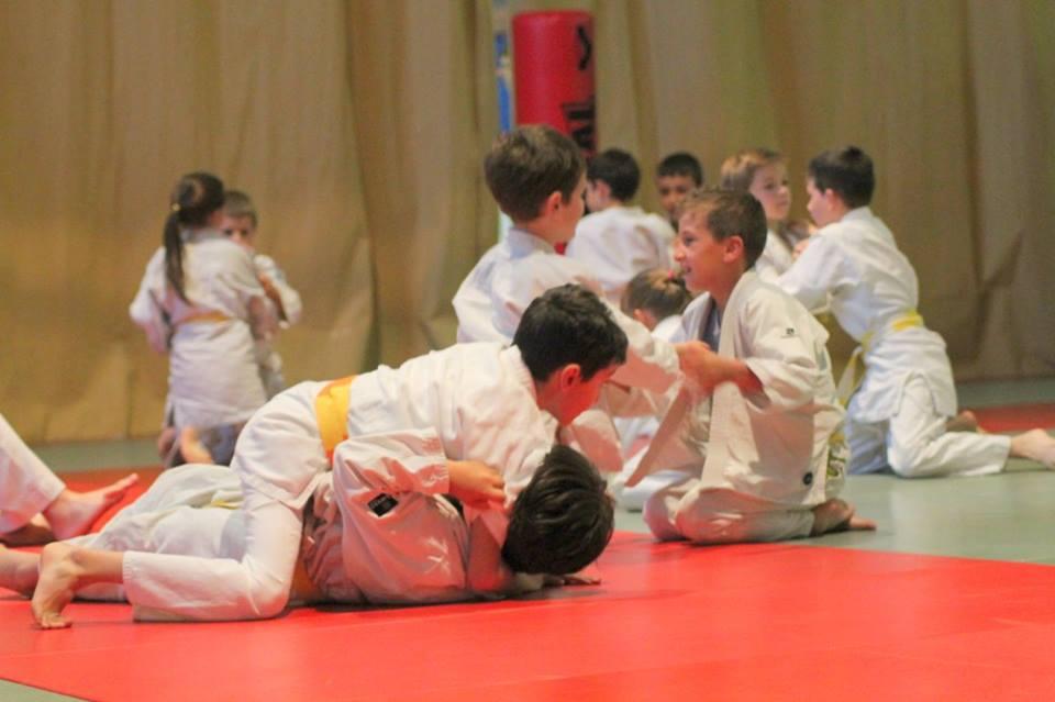 Démonstration Judo loisirs