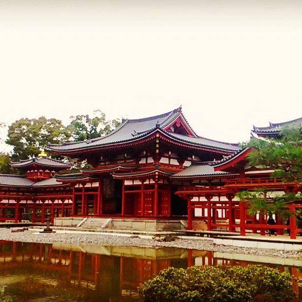 京都 宇治 平等院