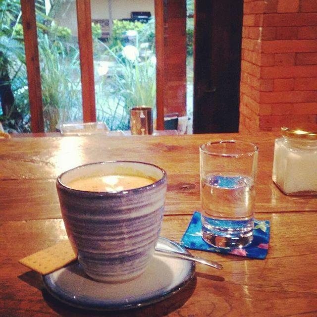 ダーティーチャイ@Old friends coffee