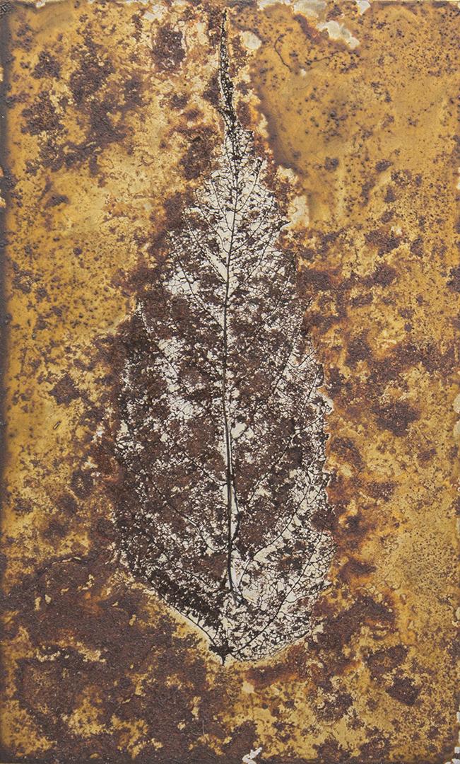 LLS-Leaf7 / H145×W90mm / 07.2016