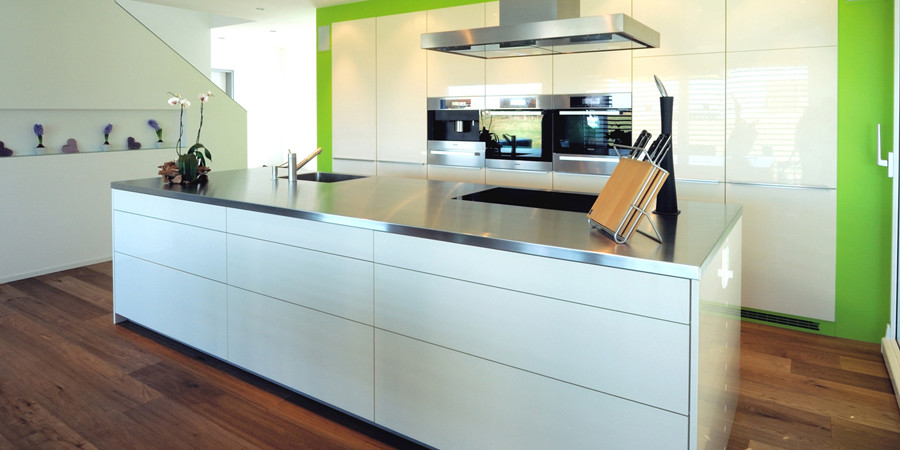 Moderne Küche Käppeli Küchen