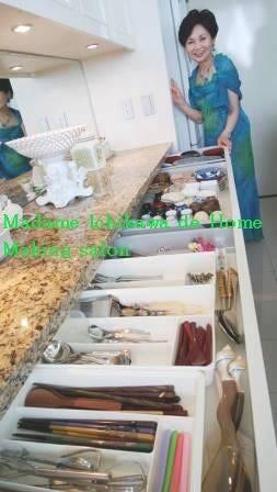 リビングとキッチン収納が今回のテーマ