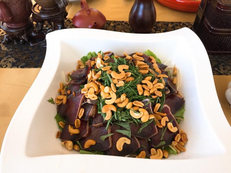 「中華風サラダ」