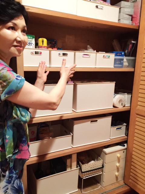 キッチン収納・玄関のクローゼット収納