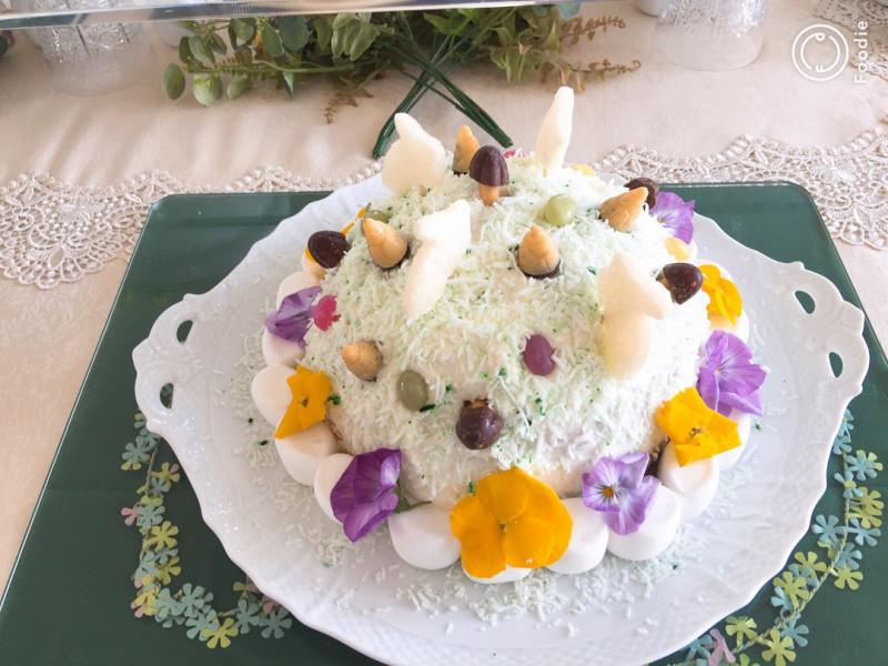 こちらは「イースターケーキ」