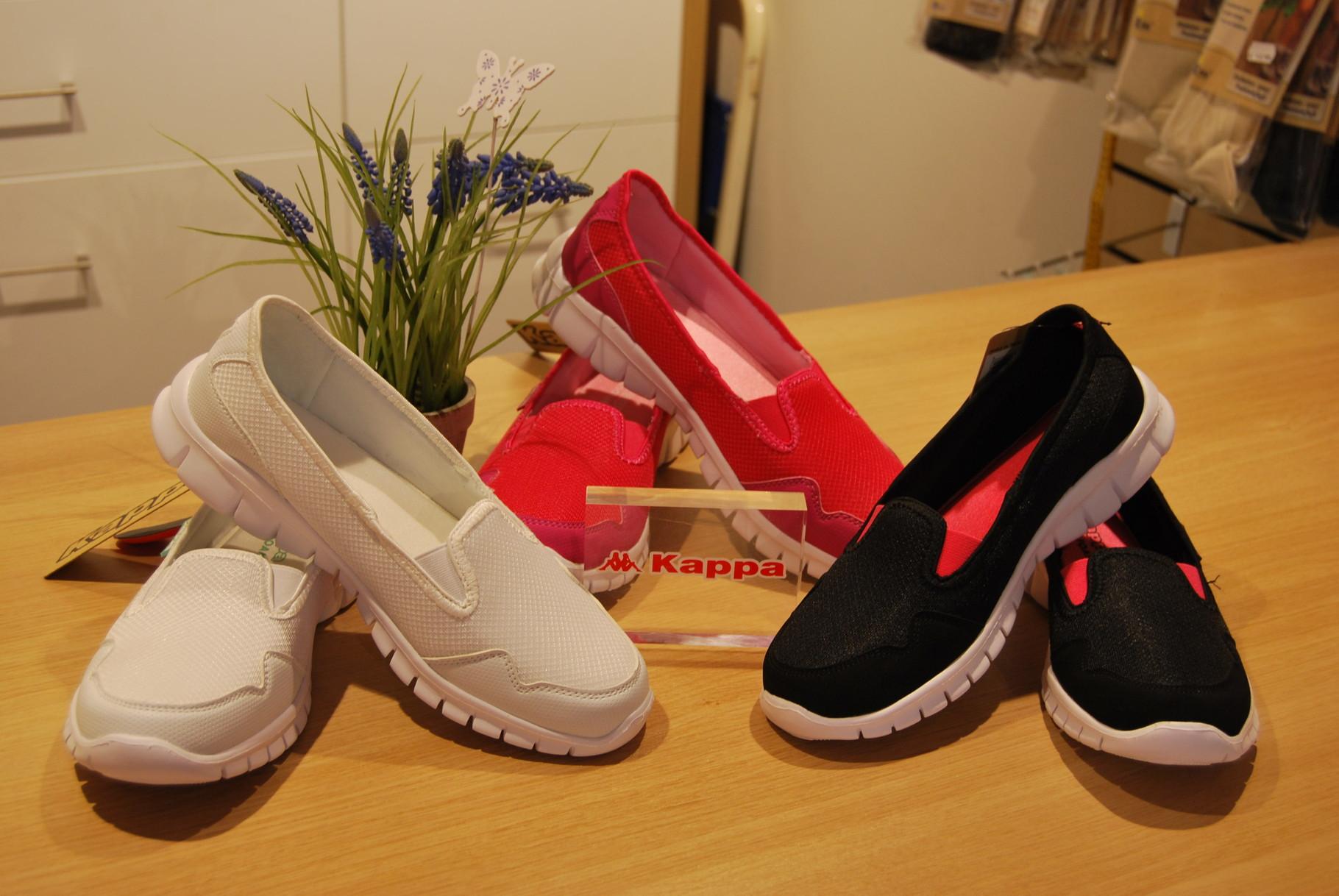 Leichter Schuh mit schöner Dämpfung von Kappa VK 49,90 Euro