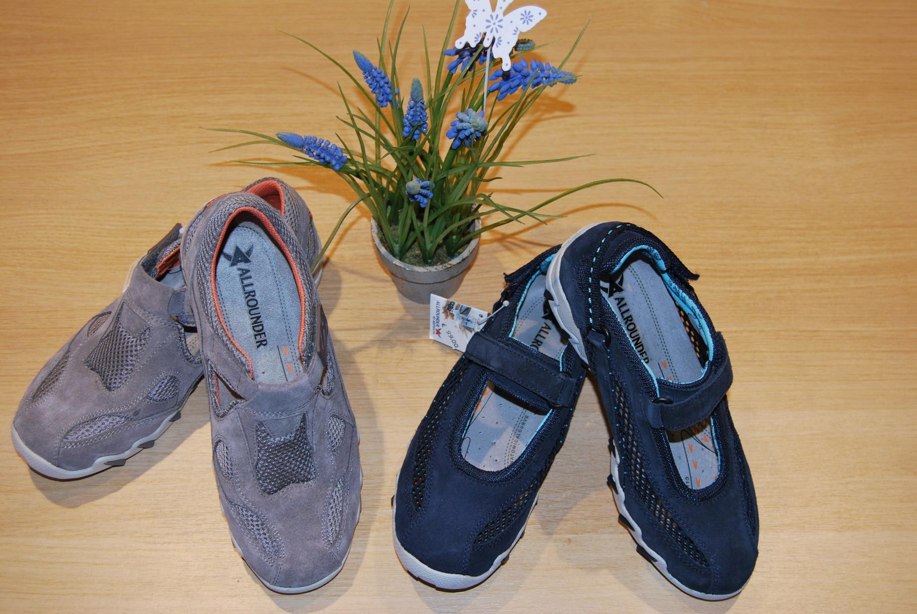 """leichter Schuh mit weichem Leder von """"Allrounder"""" by Mephisto VK 99,90 Euro"""