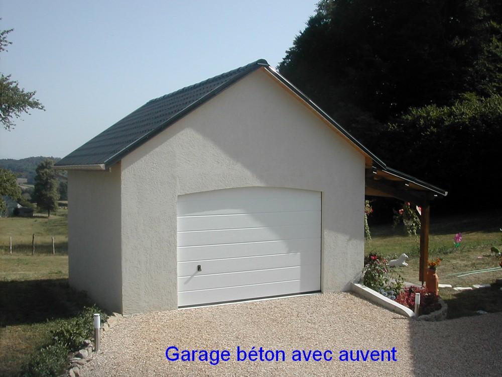 Le Spcialiste Du Garage Prfabriqu  Michel Valade Maconnerie