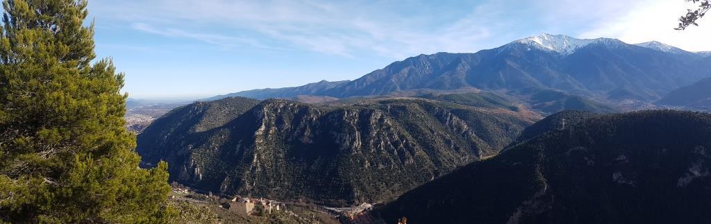 Randonnées sur les plus beaux balcons du Canigou