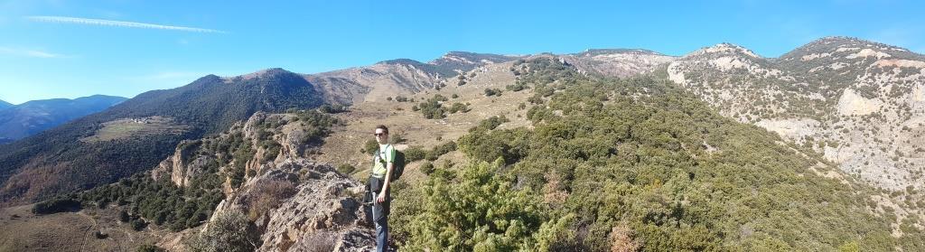 Randonnée sur le Mont Coronat - à la croisée des Réserves Naturelles Catalanes