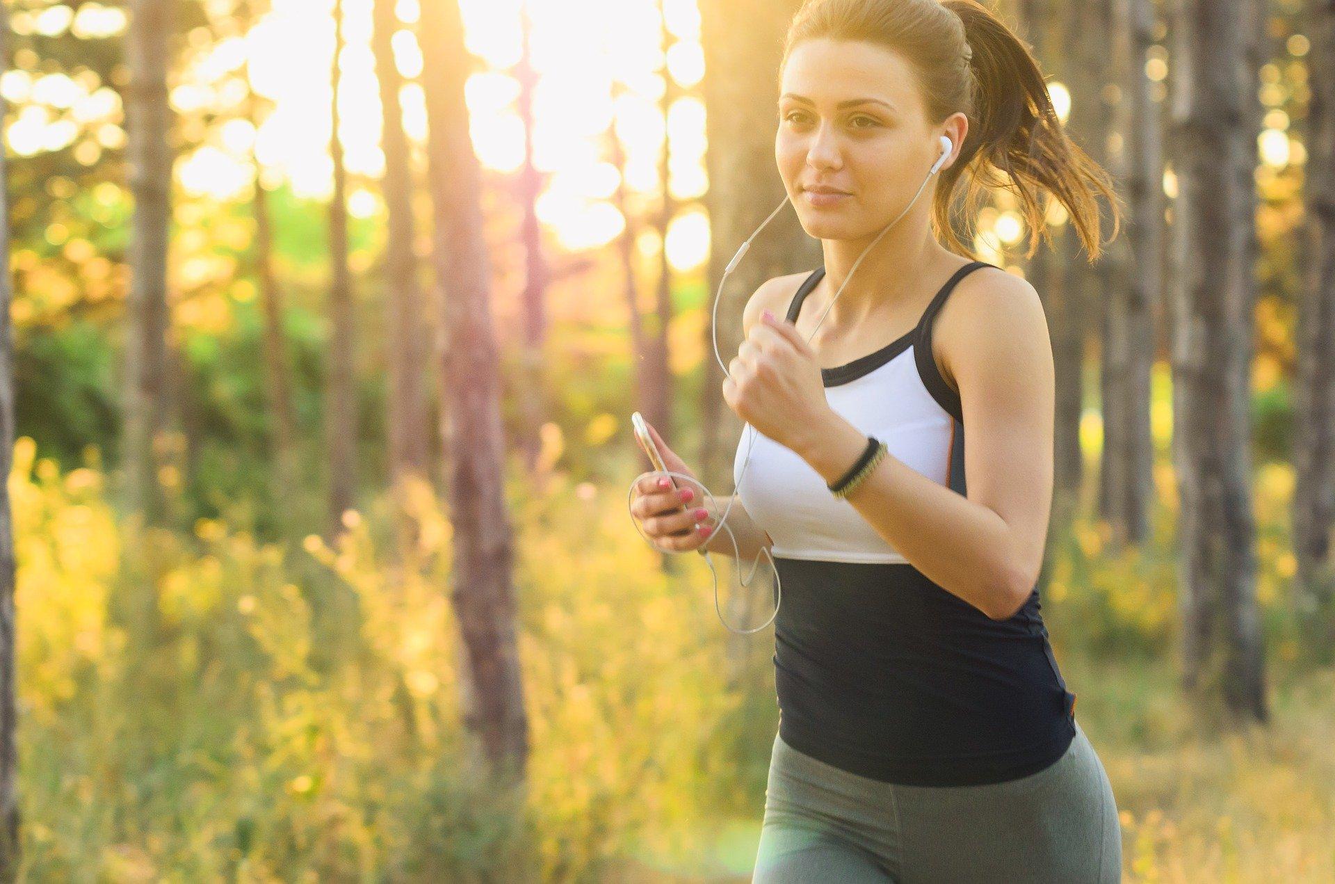 JETZT mitrennen, bummeln, spazieren - Laufwettbewerb läuft!