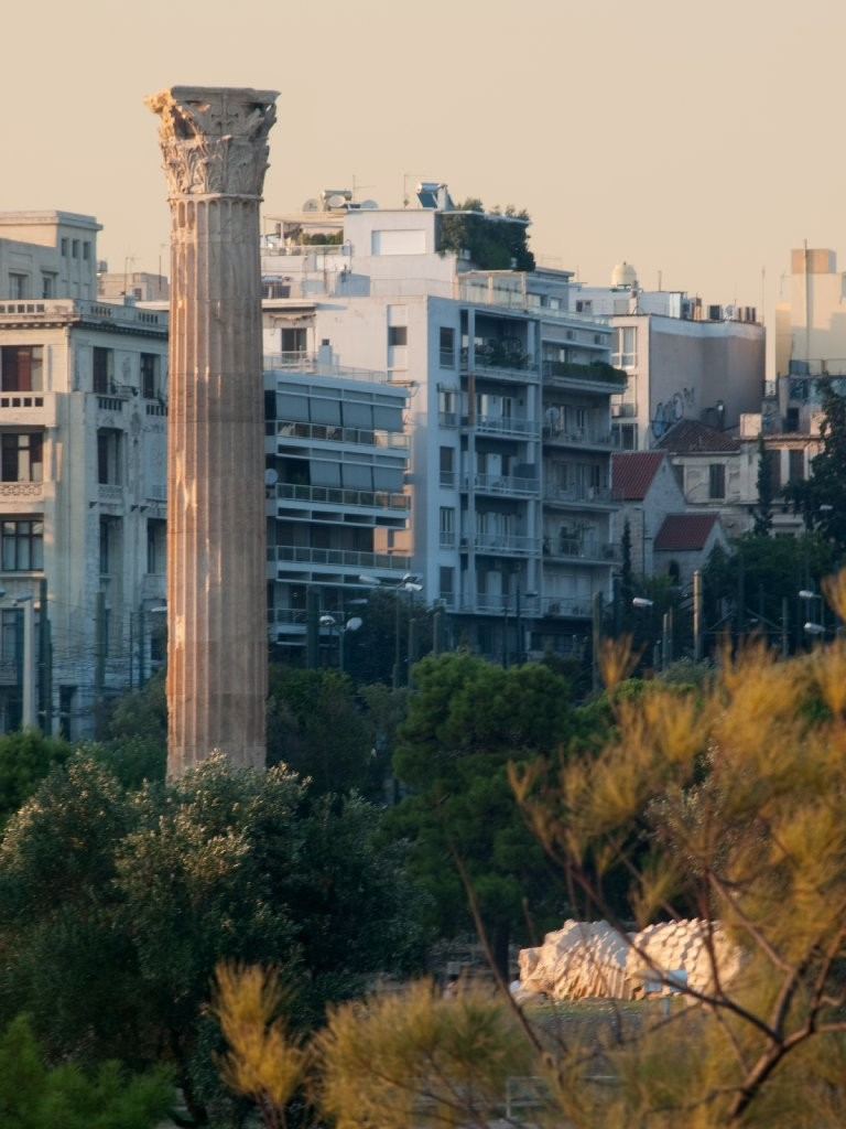 Athens: ancient and modern V