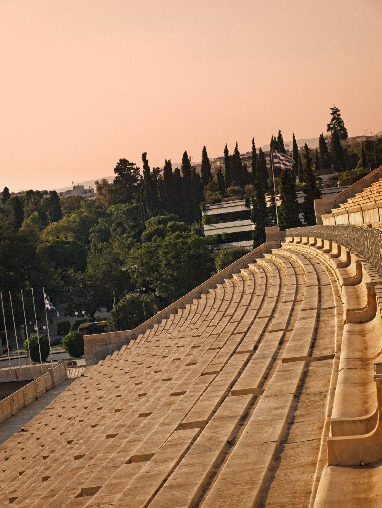 Stadio Panatenaico II, Atene